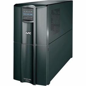 Ups Apc Smt2200i Ar 2200v 6 Tm Estabilizador Reemp Sua2200i