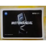 Manual Y Audifinos Manual Con Caja Y Cd Motorola K1m