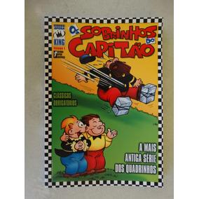 Coleção Opera King Nº 1! Os Sobrinhos Do Capitão! Dez 2001!