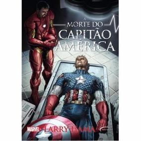 A Morte Do Capitão América - Novo E Lacrado