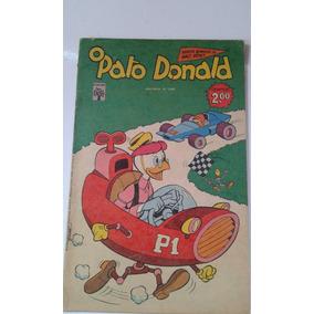 Revista Pato Donald N° 1290 Ano 76 Editora Abril Bom Estado