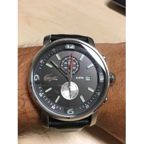 Luxuoso Relógio Lacoste