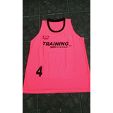 Petos Training 15 En Total A $7.000 C/u .rosados Fluor