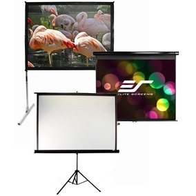 Proyector Pantalla Portable Elite Screens