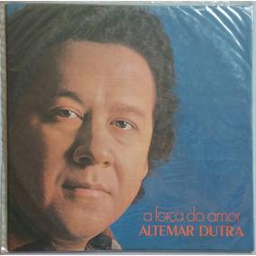Altemar Dutra - Lp A Força Do Amor - 1972