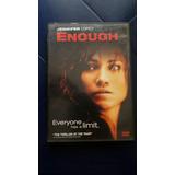 Película Dvd Original De Jennifer López Enough