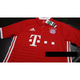 3c28d06594 Camisa Bayern Munique 16 17 - Camisa Bayern Munique Masculina no ...