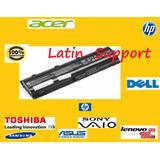 Bateria Laptop Hp Toshiba Acer Dell Lenovo Asus Etc