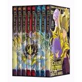 Dvd Os Cavaleiros Do Zodíaco - Saga De Hades Completa
