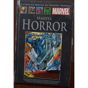 Graphic Novel Xxi Marvel Horror - Salvat