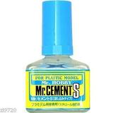Cola Mr.cement Gunze Sangyo S Ultra Fina Plastimodelismo