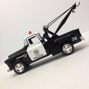 Miniatura Chevy Stepside Pick-up (1955) - Escala 1:32