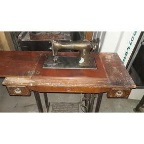 Antigüa Máquina De Coser Godeco