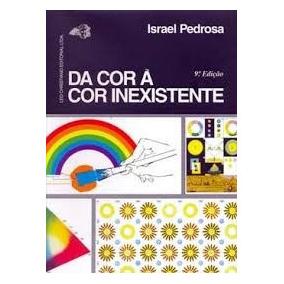 livro cor cor inexistente israel pedrosa