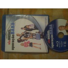 # Blu-ray.operação Babá. Vin Diesel. Novo