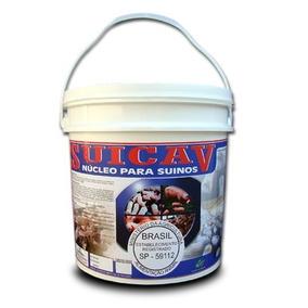 Suicav 5 Kg - Agrocave - Nucleo Mineral Para Ração De Suinos