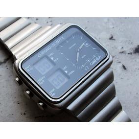 838ac91261f Relogio Omega Seamaster Quartz Defeito - Relógios no Mercado Livre ...