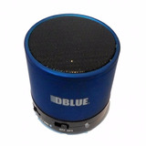 Parlante Dblue Con Bluetooth