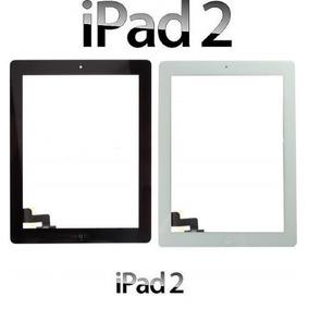 Tela Vidro Touch Ipad 2 Com Botão Home