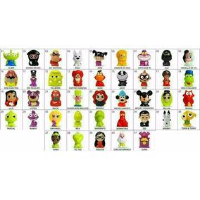 Coleção Completa Com 43 Gogos Disney (panini + 2 Prateados)