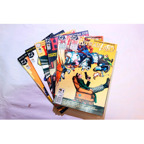 Anti-heróis Do Universo Dc - Garth Ennis - Lote 6 Revistas!!