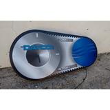 Cartel Coleccionable Dayco Reloj - Backlight - Hotrod