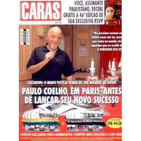 Revista Caras 769-2008 - Paulo Coelho - Isis Valverde