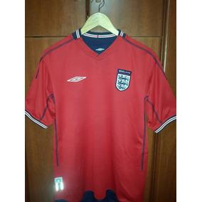 Camiseta Seleccion De Inglaterra Reversible Umbro
