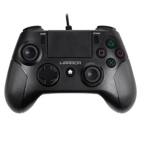 Controle Playstation E Pc Warrior Joypad Ps3/ps4/pc Js083