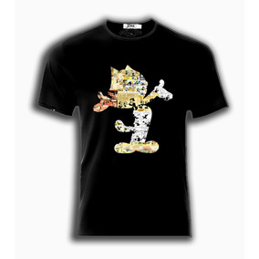 Camiseta Gucci Con Gato en Mercado Libre México 0285a75f8d9