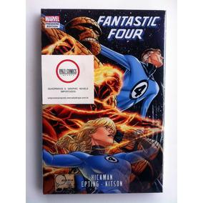 Fantastic Four Vol. 5 Hc By Jonathan Hickman (2012) Marvel