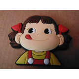 Iman Fridge Magnet Milky Girl Candy Peko Souvenir Japon