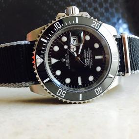 Reloj Rolex Submariner De Nato Automático