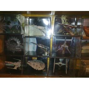 Naves Y Vehiculos Star Wars - Coleccion Completa!