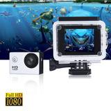 Camara Sumergible Sport Cam Full Hd Para Foto Y Video