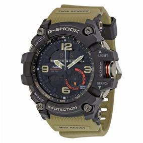 a3e056aea6a Casio G Shock Gg 1000 1a5 Caqui Mudmaster - Relógio Masculino no ...