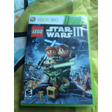 Lego Star Wars 3 Para Xbox 360