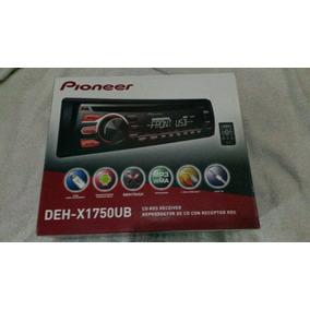 Reproductor De Cd Pionner Modelo Deh-x1750ub Original.