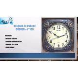 25829914e7 Relogio De Parede Antigo Rustico Presente Decora Sala 71108