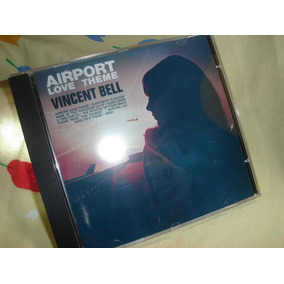 Vincent Bell Airport Love Theme Cd Remasterizad Trilha Filme