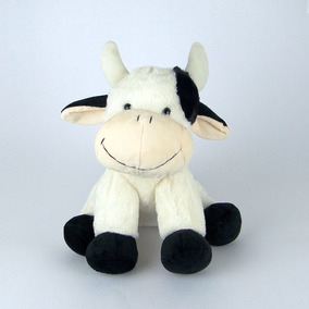 Vaca / Vaquinha De Pelúcia - Pequena