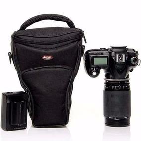 Bolsa Case P/ Câmera Dslr Canon Nikon Sony Reflex Ii 2 West