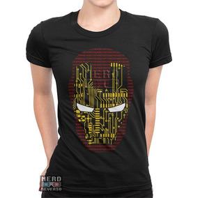 d7e55f966 Camiseta Homem De Ferro Que Brilha - Camisetas e Blusas no Mercado ...