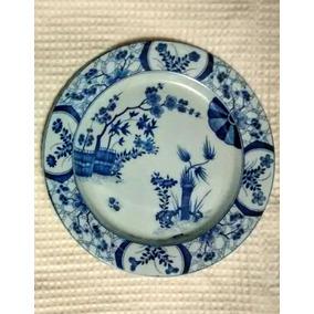 Porcelana Depose Creil Montereau Sec Xix - Japon - Par