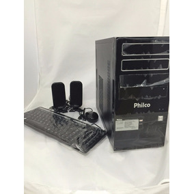 Pc Amd Philco A8-3800 4gb,500hd + Garantia