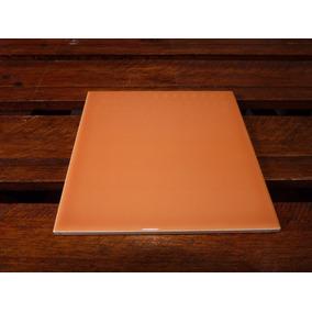 Azulejos Cerámicos De Colores 15 X 15 Color: Naranja