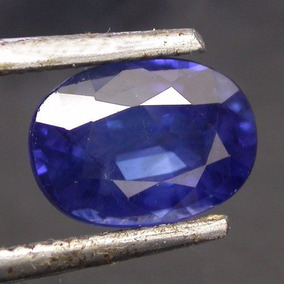 Zafiro Royal Blue De Madagascar 2.50 Quilates