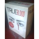 Coleção True Blood As 5 Temporadas 25 Dvds Original Lacrado