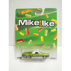 Hot Wheels Real Riders Mike And Ike 71 El Camino Verde