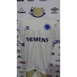 fd7f0522e9 Camisa De Jogo Cruzeiro 2004 Topper Siemens   31 Gladstone